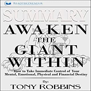 Summary: Awaken the Giant Within cover art