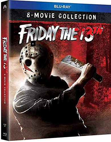 FRIDAY THE 13TH: ULTIMATE COLLECTION - FRIDAY THE 13TH: ULTIMATE COLLECTION (8 BLU-RAY)