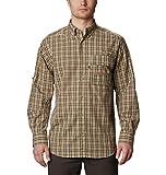 Columbia Camisa de Manga Larga Unisex Super Sharptail Super Sharptail, Unisex Hombre, 1565991, Guinga de Lino, L