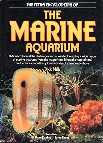 Tetra Encyclopedia of the Marine Aquarium