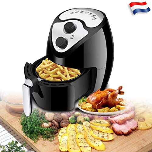 Friteuse sans Huile, Friteuse  Air Chaud Multifonction,...