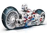 Salz Wasser MOTORRAD - Zero Emission M-Bike - Motocyclette - Brennstoffzellenantrieb