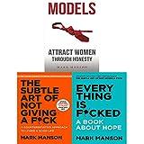 Mark Manson 3 Books Collection