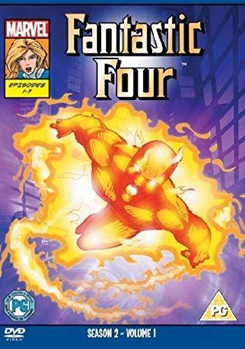 Fantastic Four - Staffel 2/Volume 1