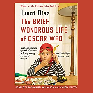 The Brief Wondrous Life of Oscar Wao Titelbild