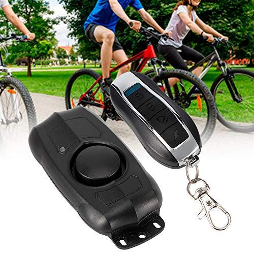 CUEA Alarma de Seguridad, Sistema de Alarma de Gran Capacidad fácil de Escuchar 4 Modos para Ventana para vehículo para Puerta