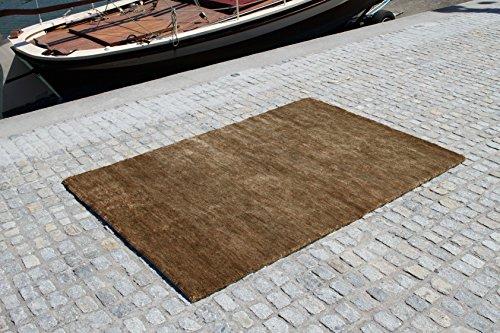 Alfombrista 14060120 Alfombra, Algodón, Natural, 60 x 120 cm