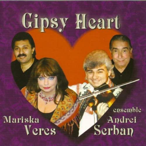 Mariska Veres & Ensemble Andrei Serban
