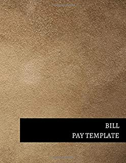 Bill Pay Template