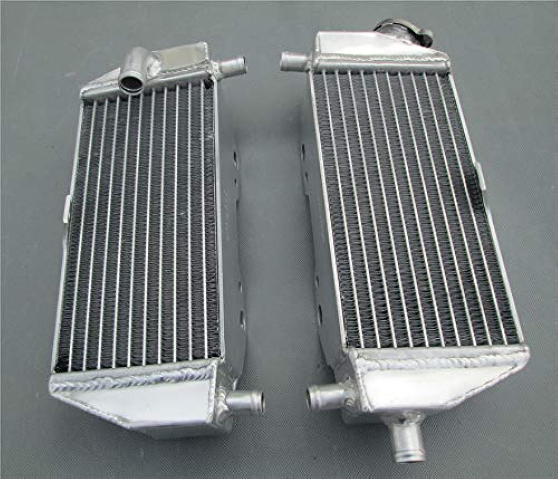 Aluminum Radiator for Kawasaki KX250 KX125 1999-2002 2000 2001 99 00 01 02
