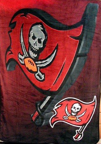 NFL Washington Redskins Washington Redskins Bettwäsche-Set für Doppelbetten, 193 x 218 cm, Rot