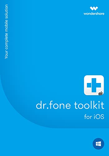 Wondershare Dr.Fone - iOS Systemwiederherstellung [Herunterladen] [Download]