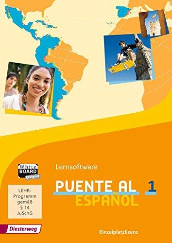 Puente al Español - Ausgabe 2012: Lernsoftware 1: Einzelplatzlizenz: Lehrwerk für Spanisch als 3. Fremdsprache - Ausgabe 2012 / Lernsoftware 1: ... Spanisch als 3. Fremdsprache - Ausgabe 2012)