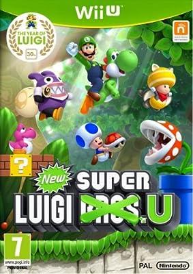New Super Luigi U (Nintendo Wii U)