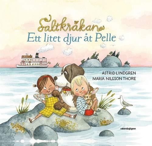 Astrid Lindgren SCHWEDISCH Saltkråkan - Ett litet djur åt Pelle (Saltkrokan)