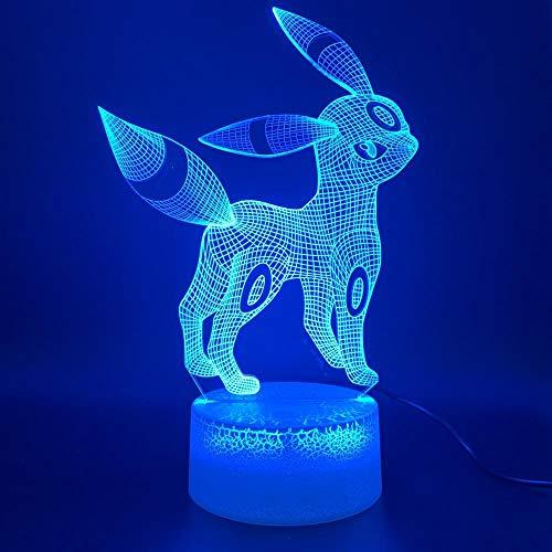 Pikachu, S Umbreon Giallo Umbreon Blu chiaro di luna Pok/émon Pikachu onesie KIGURUMI VESTITO carnevale stravagante felpa con cappuccio Pigiama regalo di Natale height150cm-160cm