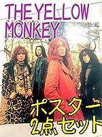 THE YELLOW MONKEY非売品ミニポスター2点セット