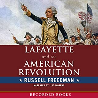 Lafayette and the American Revolution cover art