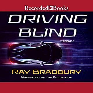 Driving Blind audiobook cover art