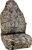 Bell Automotive 22-1-56724-9 Wild Wood Camo Green Leaf Universal Bucket Seat Cover