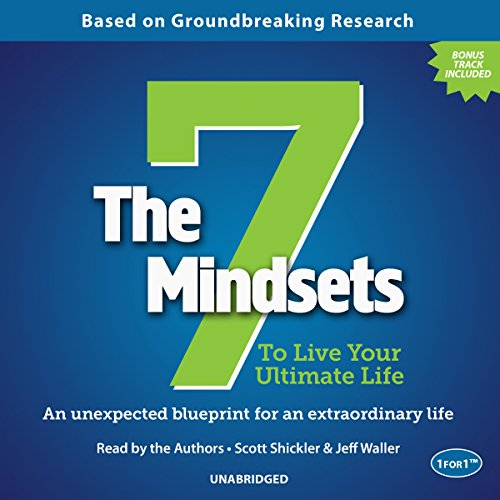 The 7 Mindsets to Live Your Ultimate Life audiobook cover art