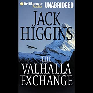The Valhalla Exchange cover art