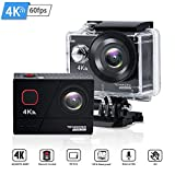 Best Hd Action Cameras - Action Camera 4K 60fps 20MP WiFi Ultra HD Review