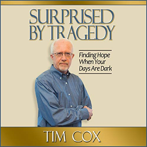 Surprised by Tragedy audiobook cover art