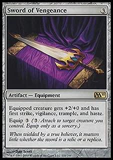 Magic: the Gathering - Sword of Vengeance - Magic 2011