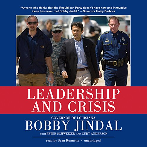Leadership and Crisis audiobook cover art