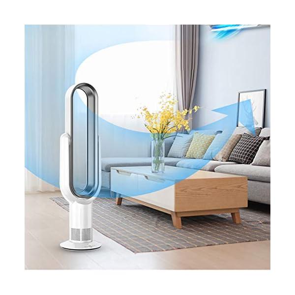Ventilador-sin-Ventilador-Control-de-la-Torre-de-Aire-Flujo-de-Aire-Ventilador-de-enfriamiento-elctrico-db-bajo-para-hogar-y-Oficina-Seguro-para-nios-y-Mascotas