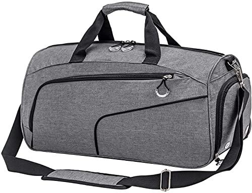 Bolsa de deporte Bolsa de viaje con compartimento para zapat