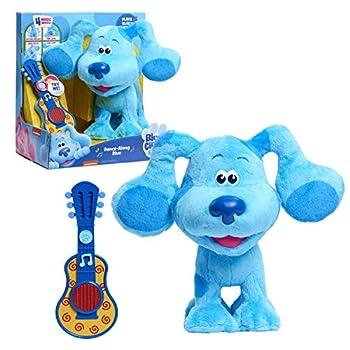 Blue s Clues & You! Dance-Along Blue Plush Multi-Color