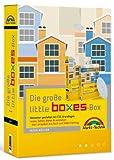 Die große Little Boxes-Box: Webseiten gestalten mit CSS. Grundlagen. Das Lernpaket aus Buch und Video-Training - Peter M. Müller
