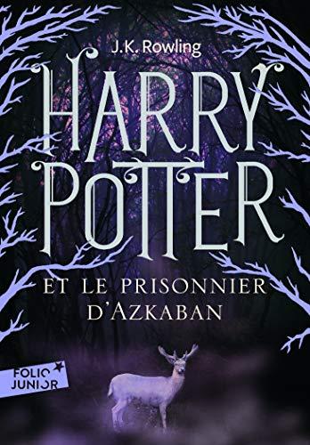 Rowling, Joanne K., Bd.3 : Harry Potter et le prisonnier d' Azkaban; Harry Potter und der Gefangene von Askaban, französische Ausgabe