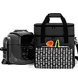Yarwo Borse da Trasporto Compatibile con Ninja Multi Cooker OP300EU, OP500EU, Organizer a ...