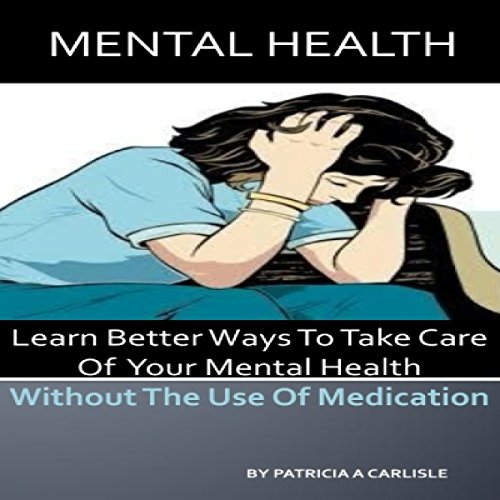 Mental Health audiobook cover art