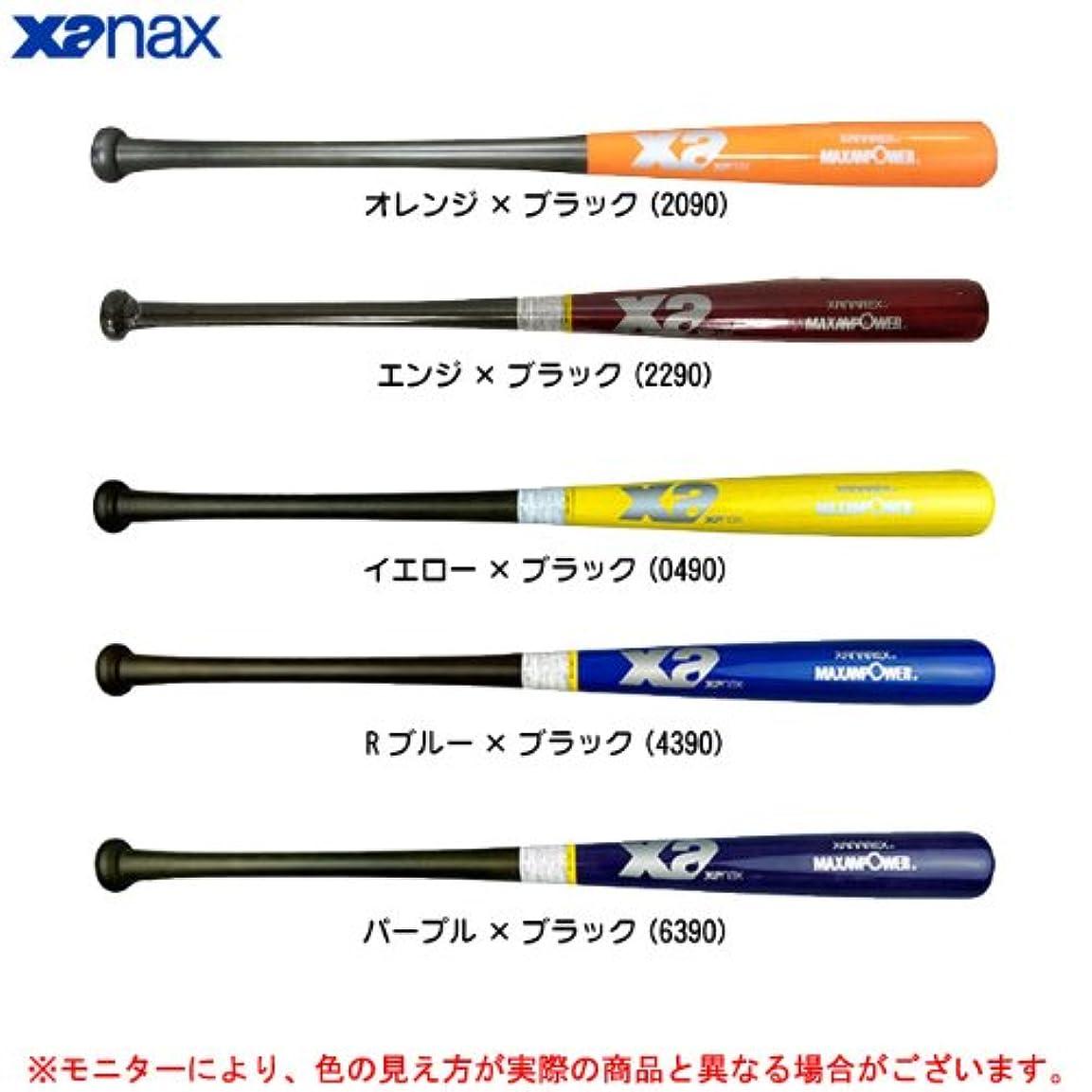 仮定、想定。推測母性天国Xanax(ザナックス) 硬式竹バット BHB-1672 野球 トレーニングバット (イエロー×ブラック(0490), 84cm/900g平均)