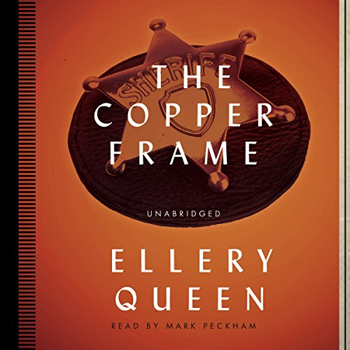 The Copper Frame audiobook cover art