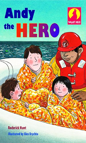 Andy The Hero More Level 1 (Wolf Hill)の詳細を見る