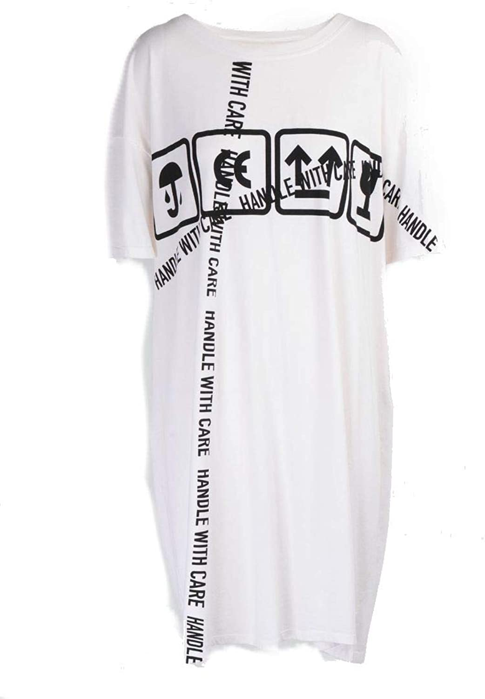 MAISON MARGIELA Women's S29GC0240S20079100 White Cotton TShirt