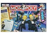 Hasbro - Parker 40048100 - Monopoly Simpsons