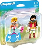 PLAYMOBIL Duo Pack-9215 Pareja Real, Multicolor, única (9215)