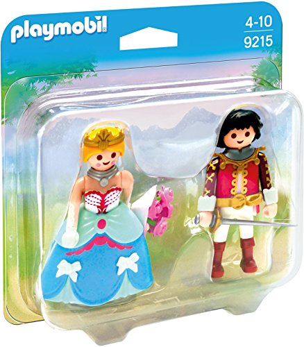 PLAYMOBIL Duo Pack-9215 Pareja Real, Multicolor, única (9215)