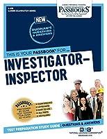 Investigator-inspector (Career Examination)
