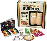 AMZYY Juego De Cartas 2020 Lanza Burrito Juego De Cartas Kickstarter Juego Presión Juego Bard Juego