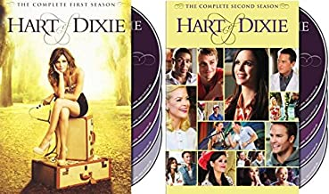 Hart of Dixie: Complete Series - Seasons 1 and 2 DVD Pack