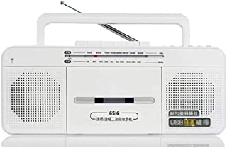 High Fidelity Cassette Player,Retro Radio Player and Recorder with Am/Fm Analogue Tuning, Built-in Microphone