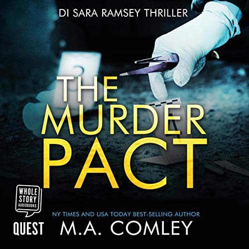 Couverture de The Murder Pact