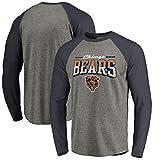 YUNMO Rugby Sweatshirt Chicago Bear Training Suit T-Shirt de Loisirs à Manches Longues (Size : M)